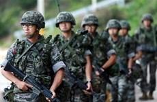 Hàn Quốc dùng công nghệ tối tân tăng năng lực hậu cần quân sự