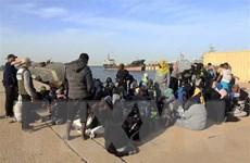 Italy: Khủng bố có thể hiện diện trên tàu chở người nhập cư từ Libya