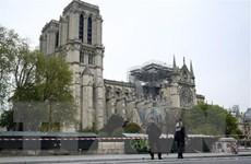 [Video] Vụ cháy Nhà thờ Đức Bà Paris: Không phải hành động cố ý