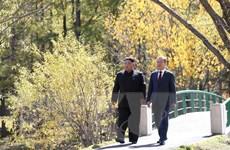 Hàn Quốc sẽ đi đầu trong tiến trình hòa bình trên bán đảo Triều Tiên