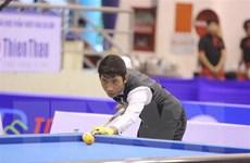Khai mạc giải Billiards Carom vô địch châu Á lần thứ 10