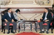 Kết nối hợp tác giữa Thành phố Hồ Chí Minh và Ansan của Hàn Quốc
