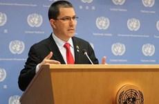 Bộ Tài chính Mỹ áp đặt trừng phạt nhằm vào Ngoại trưởng Venezuela