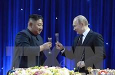 Tổng thống Mỹ lên tiếng về cuộc gặp giữa ông Putin và ông Kim Jong-un