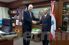Thúc đẩy quan hệ hợp tác hữu nghị giữa Việt Nam và Paraguay
