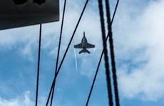 Tasnim: Iran thực hiện thành công chuyến do thám tàu sân bay Mỹ
