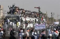 Sudan: Phe đối lập và hội đồng quân sự đàm phán có tiến triển