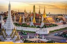 Tuyến đường diễu hành trong lễ đăng quang của Vua Thái Lan