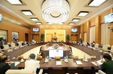 Thường vụ Quốc hội sắp họp phiên thứ 34 cho ý kiến về nhiều vấn đề