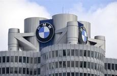 Lợi nhuận của Tập đoàn sản xuất ôtô BMW giảm 74% trong quý một