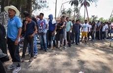 Tòa phúc thẩm Mỹ cho phép trục xuất người xin tị nạn trở lại Mexico