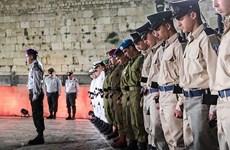 Israel tưởng niệm những người lính tử trận và nạn nhân khủng bố