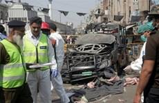 Hơn 30 người đã thương vong trong vụ nổ tại đền thờ Hồi giáo Pakistan