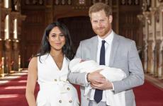 [Video] Hoàng tử Harry công bố tên con trai đầu lòng