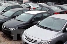 Doanh số bán xe ôtô của VAMA giảm 35% trong tháng Tư