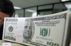 Giá USD tăng mạnh, đồng bảng Anh giảm tại các ngân hàng thương mại