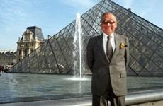 'Cha đẻ' của kim tự tháp bằng kính ở bảo tàng Louvre qua đời