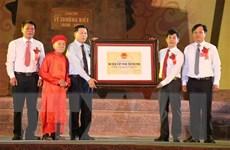 Long trọng kỷ niệm 1.000 năm ngày sinh Thái úy Lý Thường Kiệt