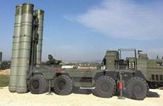 Thổ Nhĩ Kỳ sẽ hợp tác với Nga sản xuất hệ thống tên lửa S-500