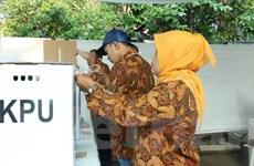 Bầu cử Indonesia: Sẽ tuyên bố ứng viên chiến thắng trước 28/5