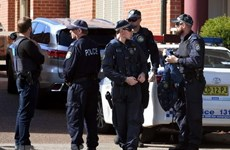 Cảnh sát Australia bắt giữ đối tượng mang dụng cụ chế tạo bom