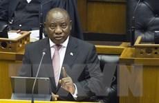 Tổng thống Nam Phi Cyril Ramaphosa nhậm chức trước bộn bề thách thức