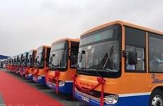 [Video] Bắt đầu khai thác xe buýt Hà Đông-Nội Bài từ tháng 6
