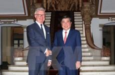 TP. HCM và bang Queensland đẩy mạnh hợp tác kinh tế, giáo dục