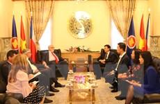 Việt Nam và Cộng hòa Séc thúc đẩy mở rộng hợp tác kinh tế