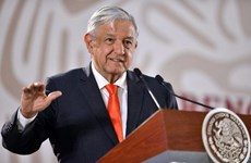 Tổng thống Mexico tin tưởng Mỹ sẽ đàm phán về chính sách thuế