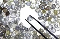Nga phá đường dây trộm kim cương tại công ty khai thác số một thế giới