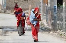 Thủ đô của Ấn Độ ghi nhận nền nhiệt cao kỷ lục 48 độ C