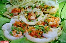 Bánh khọt Vũng Tàu - món ăn Việt Nam có giá trị ẩm thực châu Á
