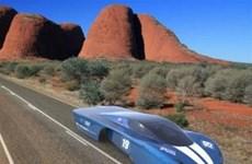 Australia sẽ tổ chức giải đua xe chạy bằng năng lượng Mặt Trời