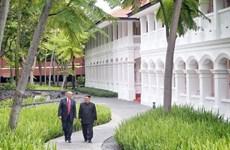 Triều Tiên hoãn kỷ niệm cuộc gặp thượng đỉnh Mỹ-Triều tại Singapore