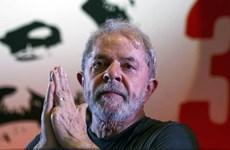 Tòa án Brazil mở lại tranh luận về phóng thích cựu Tổng thống Lula