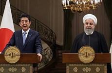 Mỹ ủng hộ nỗ lực của Nhật Bản giúp giảm căng thẳng với Iran