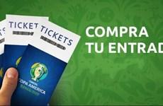 Copa America 2019: Số lượng vé bán ra ít hơn mong đợi