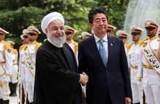 Thủ tướng Nhật Bản Shinzo Abe coi trọng mối quan hệ với Iran