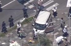 Nhật Bản: Thêm một vụ ôtô lao vào nhóm trẻ mẫu giáo, 2 người bị thương