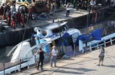 Hungary: Thuyền trưởng vụ chìm tàu trên sông Danube được tại ngoại