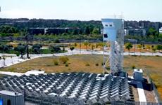 [Video] Biến ánh nắng và không khí thành nhiên liệu lỏng