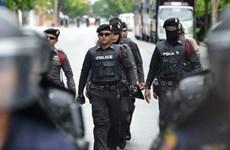 Cảnh sát Thái Lan đảm bảo an toàn cho Hội nghị Cấp cao ASEAN