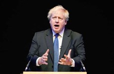 Ông Johnson đang có lợi thế trong cuộc đua vào chức thủ tướng Anh