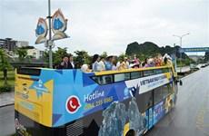 Tỉnh Quảng Ninh đưa xe buýt 2 tầng vào phục vụ khách du lịch