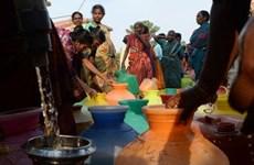 Ấn Độ thành lập Bộ Thủy lợi để đối phó với khủng hoảng nguồn nước