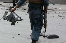 Đánh bom làm rung chuyển thành phố ở Afghanistan, 21 người thương vong