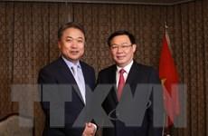 Việt Nam và Hàn Quốc có các điều kiện cần và đủ để thúc đẩy quan hệ