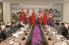 Trung-Triều nhất trí tạo tương lai tươi sáng cho quan hệ song phương