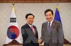 Mong Hàn Quốc tạo điều kiện cho hàng nông-thủy-hải sản Việt Nam